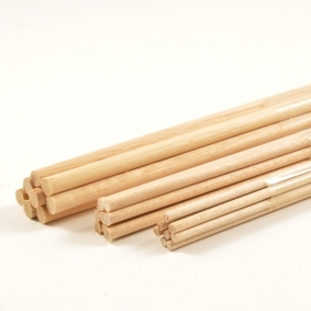 Hardwood Dowel 6mm (1/4in) x 915mm (3ft)
