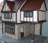 Tudor Dolls Houses and Related Miniatures