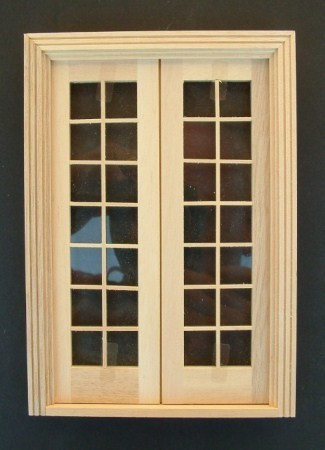 Double French Window/Door