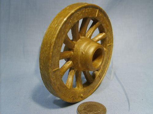 Cart Wheel 82mm
