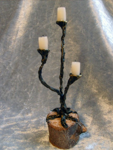 Triple Candle Stand 2