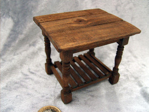 Distressed Table - small