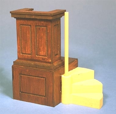 Church Raised Pulpit Kit