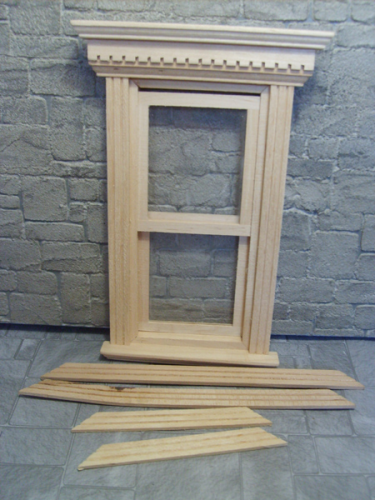 Colonial Working Sash Window