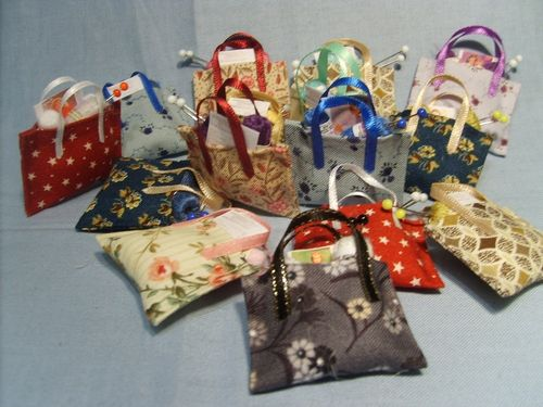 Knitting Bag assorted
