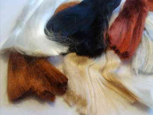 Viscose Doll Hair