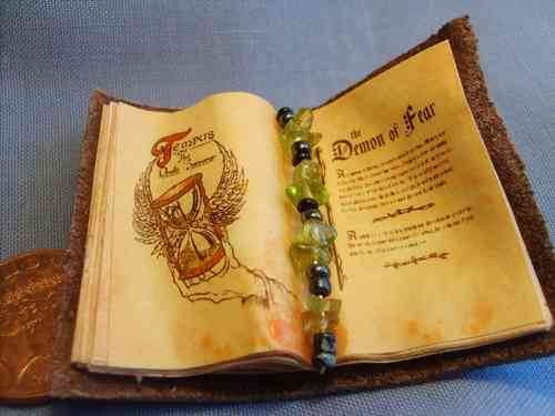 Open Spell Book 7 large