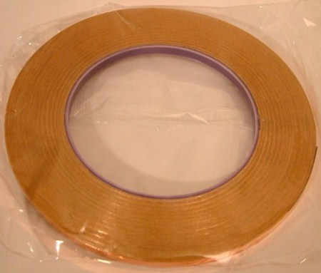 Copper Tape 3/16th x 36yd