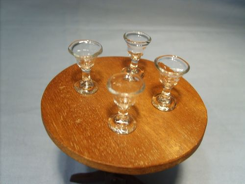 4 x Wine Glasses