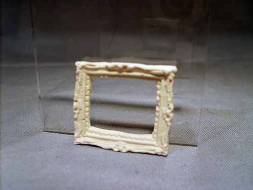 Plaster Picture Frame 2