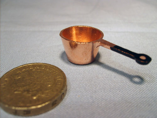 Copper Saucepan - small