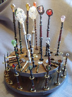 Magic Wands and Wizard Staffs[1]