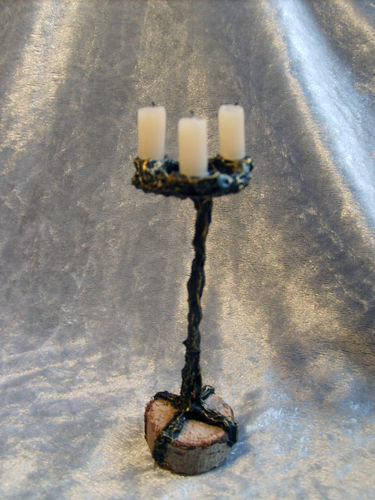 Three Candle Stand 2