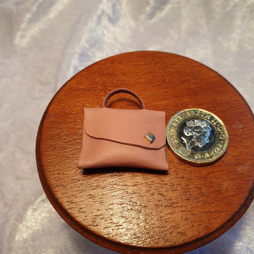Leather Handbag 1