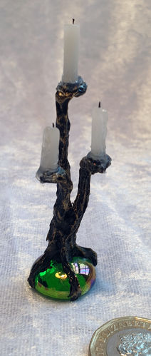 3 Candle candelabra 3 (non lighting)