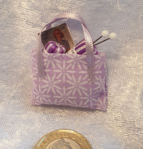 Knitting Bag 10