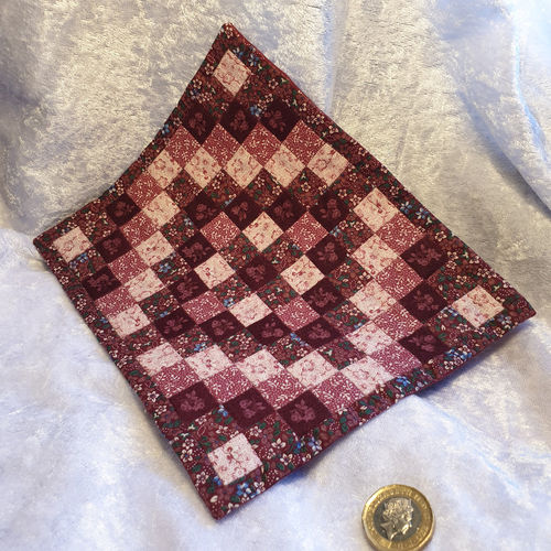 Handcrafted Quilt 1