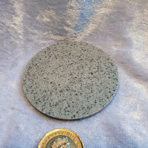 Decrastone Circular - 60mm grey