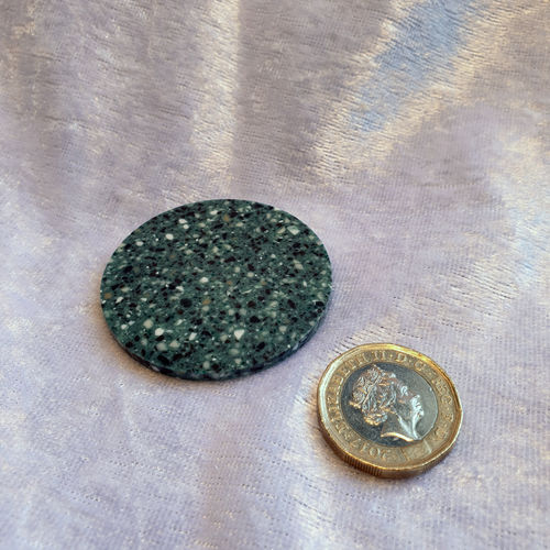 Decrastone Circular - 45mm green