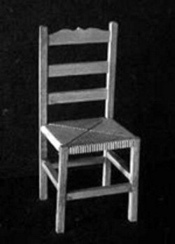 Ladder-back Chair Kit