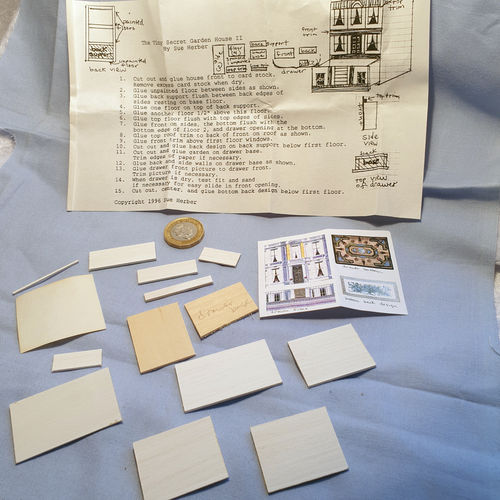 1/144 Dolls House Kit